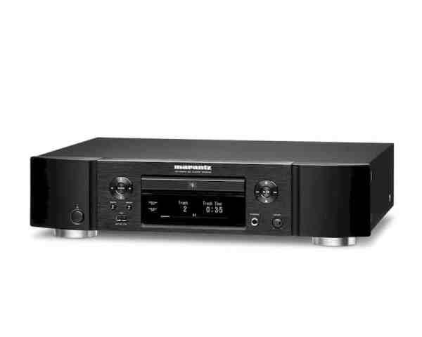 Marantz ND8006 è un lettore CD nero
