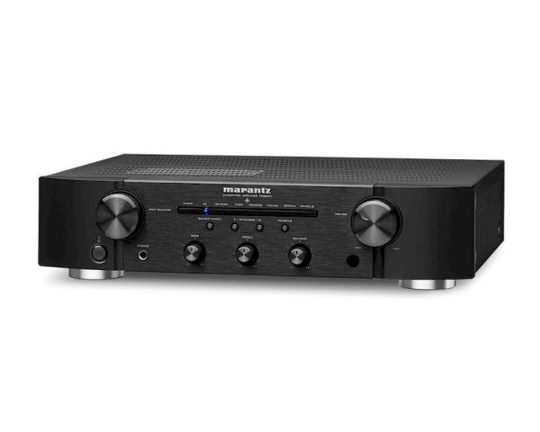 Marantz PM6007 è un amplificatore integrato nero