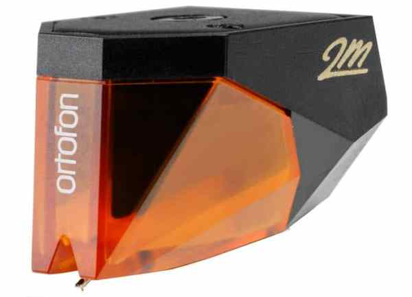 Ortofon 2M Bronze è una testina fonografica bronzo