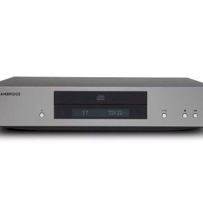 Cambridge Audio CXC è una meccanica CD fronte