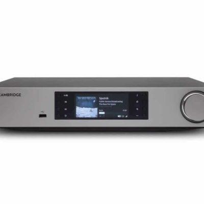 Cambridge Audio CXN v2 è uno streamer fronte
