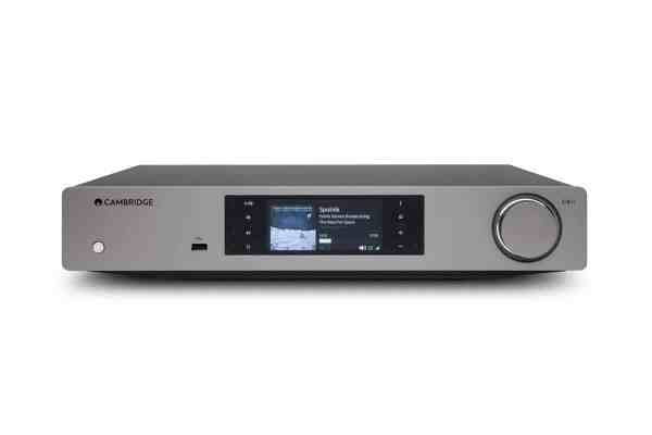 Cambridge Audio CXN v2 è uno streamer fronte