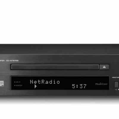 Yamaha CD-NT670D è un lettore Cd e media player nero