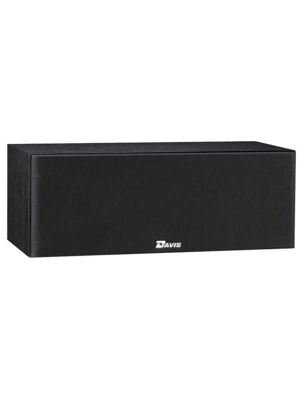 Davis Acoustics Balthus 10 diffusore per canale centrale nero griglia
