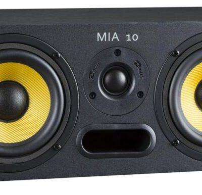 Davis Acoustics Mia 10 è un diffusore per canale centrale nero aperto