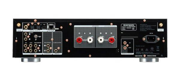 Marantz PM7000N è un amplificatore integrato retro