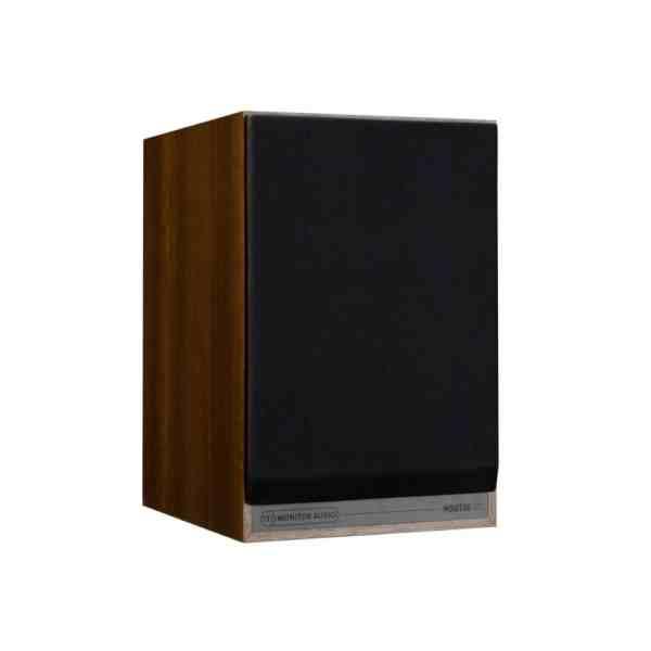 Monitor Audio Monitor 100 è un diffusore da stand noce griglia