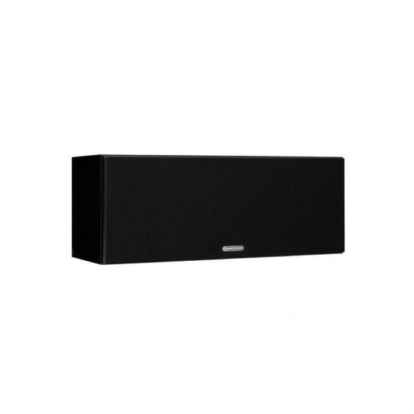 Monitor Audio Monitor C150 è un diffusore per canale centrale nero griglia