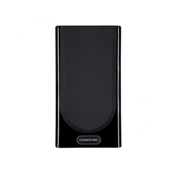Monitor Audio Gold 100 5G è un diffusore da stand nero laccato griglia