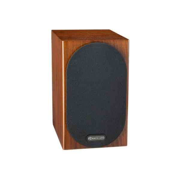 Monitor audio Silver 50 6G è un diffusore da stand noce griglia