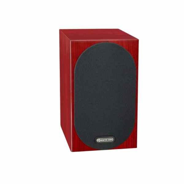 Monitor audio Silver 50 6G è un diffusore da stand rosenut griglia