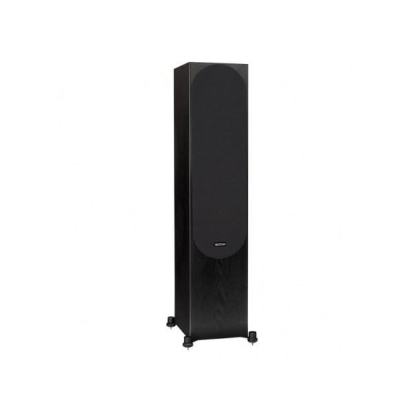 Monitor Audio Silver 500 6G è un diffusore da pavimento nero griglia
