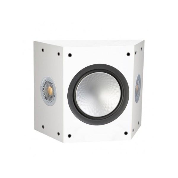Monitor Audio Silver FX 6G è un diffusore da parete bianco aperto
