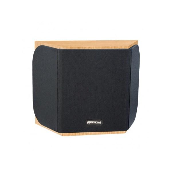 Monitor Audio Silver FX 6G è un diffusore da parete rovere naturale griglia