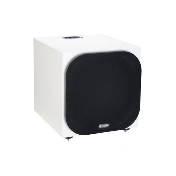 Monitor Audio Silver W-12 6G è un subwoofer bianco griglia