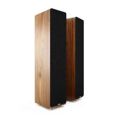 Acoustic Energy AE 109 è un diffusore da pavimento noce griglia