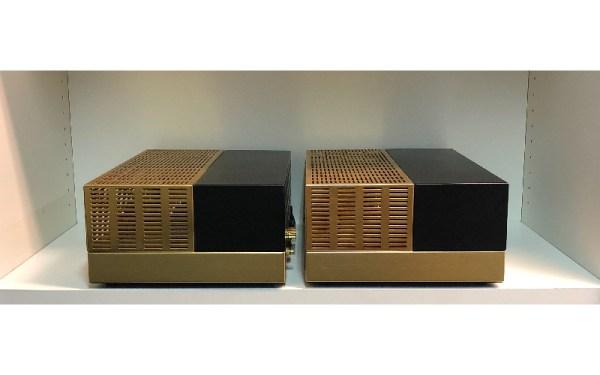 Beard M70 MKII è un amplificatore finale usato lato 2