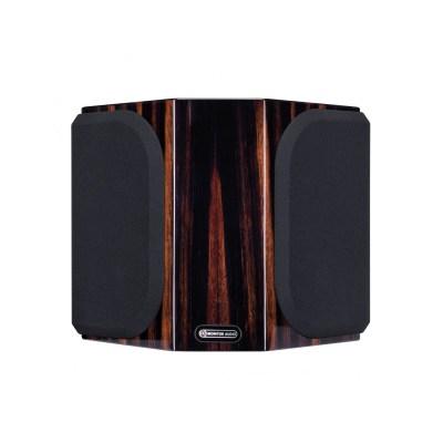 Monitor Audio Gold FX 5G è un diffusore da parete piano ebony griglia