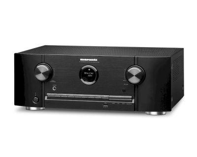 Marantz SR5015 dab è un sintoamplificatore audio/video nero