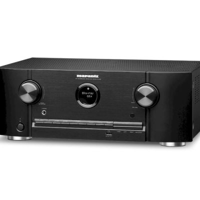 Marantz SR5015 dab è un sintoamplificatore audio/video nero