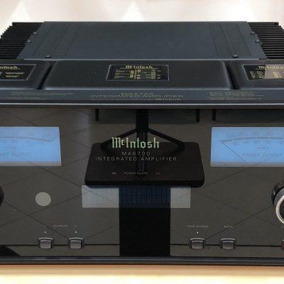 McIntosh MA6700 è un amplificatore usato fronte