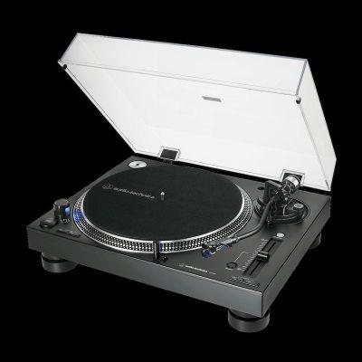 Audio-Teschnica AT-LP140XP è un giradischi nero