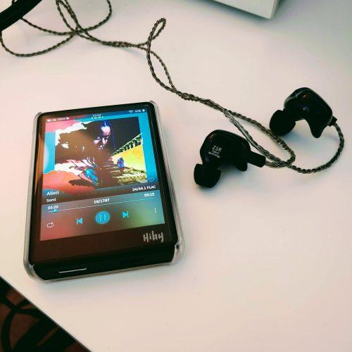 HiBy R3 Digital Audio Player