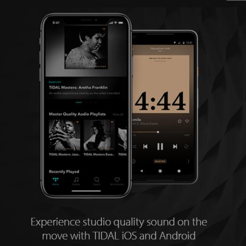 TIDAL Now Supports MQA on iOS App – HI-FI Trends