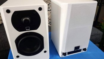 SVS Prime Wireless Speakers Get Sexy New Gloss White Finish
