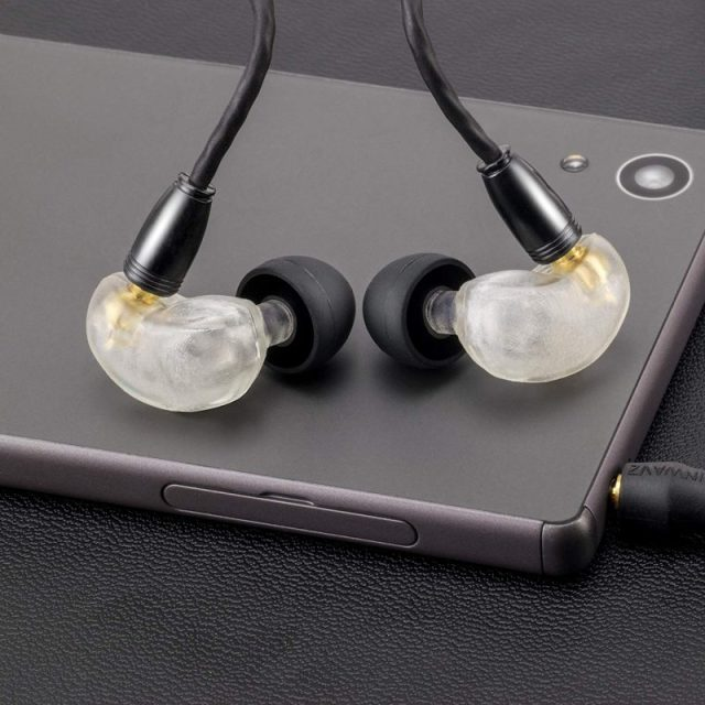 Brainwavz B200 Dual Balanced Armature Earphones