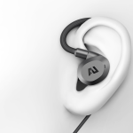 AU-Flex ANC Wireless Neckband Earphone