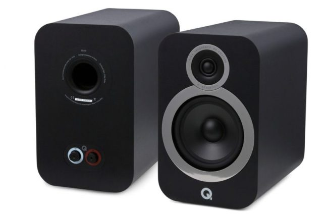 Q Acoustics 3030i Bookshelf Speaker Pair