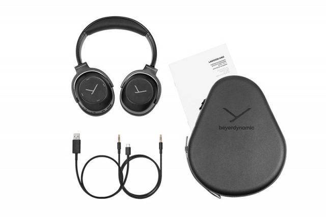 beyerdynamic Lagoon ANC Traveller Bluetooth Headphones