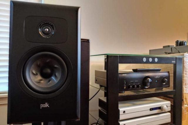 Polk Legend L100 Bookshelf Speaker/DENON PMA-1600NE Integrated Amplifier