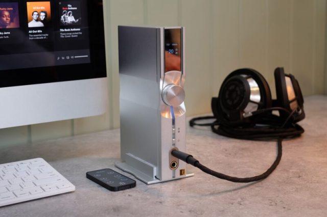 iFi NEO iDSD Desktop DAC/Headphone Amplifier