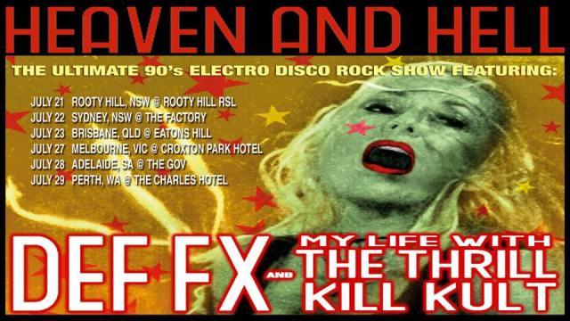 DEF FX Tour Banner
