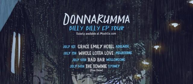 Donnarumma Tour Banner