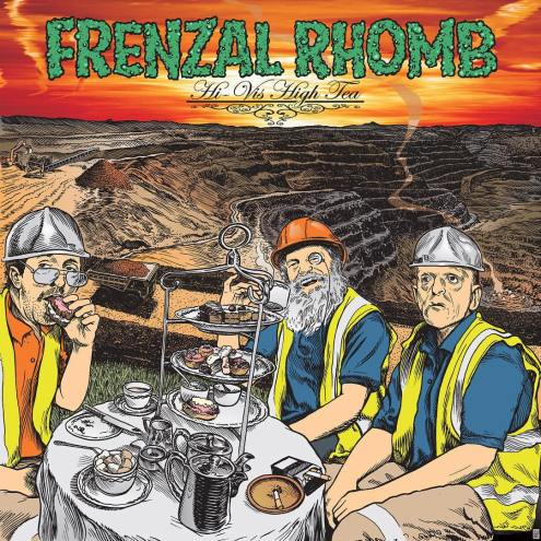 Frenzal Rhomb Hi Vis High Tea