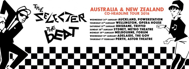 The Beat Tour Banner