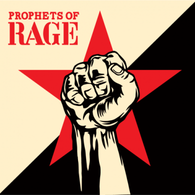 Prophets Of Rage Album Cover