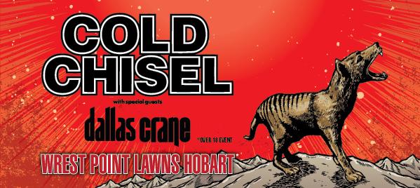 Cold Chisel Hobart