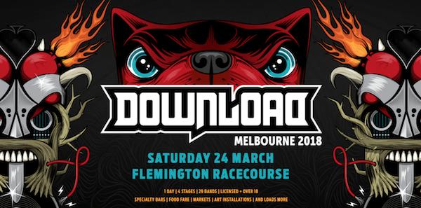 Download Festival Australia