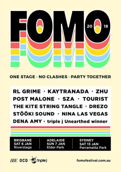 FOMO Poster