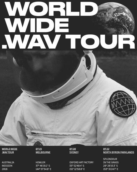 Towkio Tour Poster