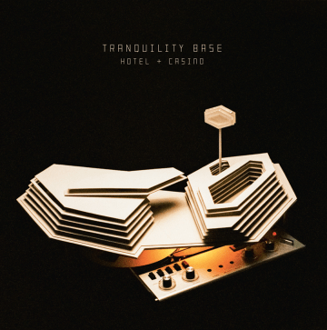 Arctive Monkeys - Tranquility Base Hotel & Casino