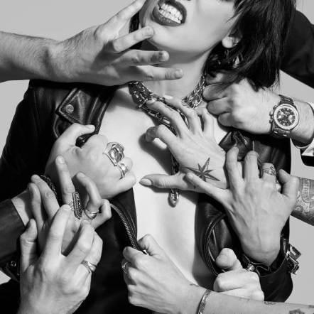 Halestorm - Vicious Album Cover