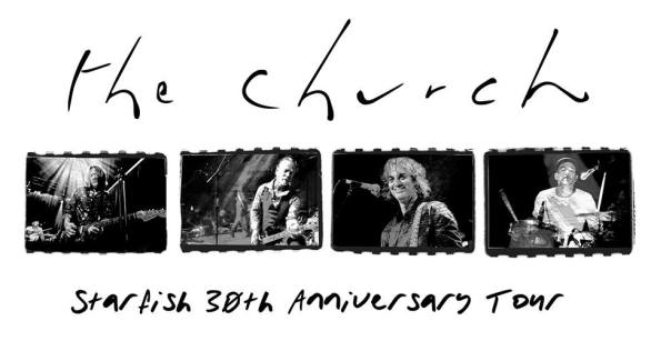 The Church Tour Banner