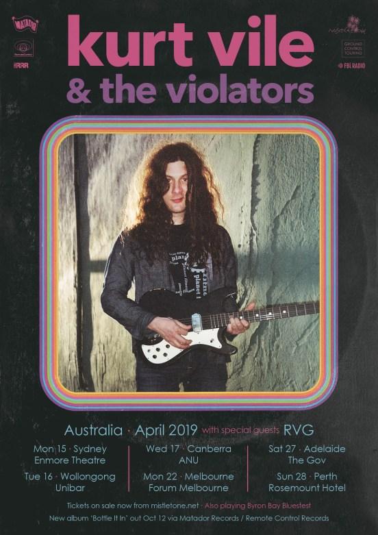 Kurt Vile Australian Tour Poster.jpg