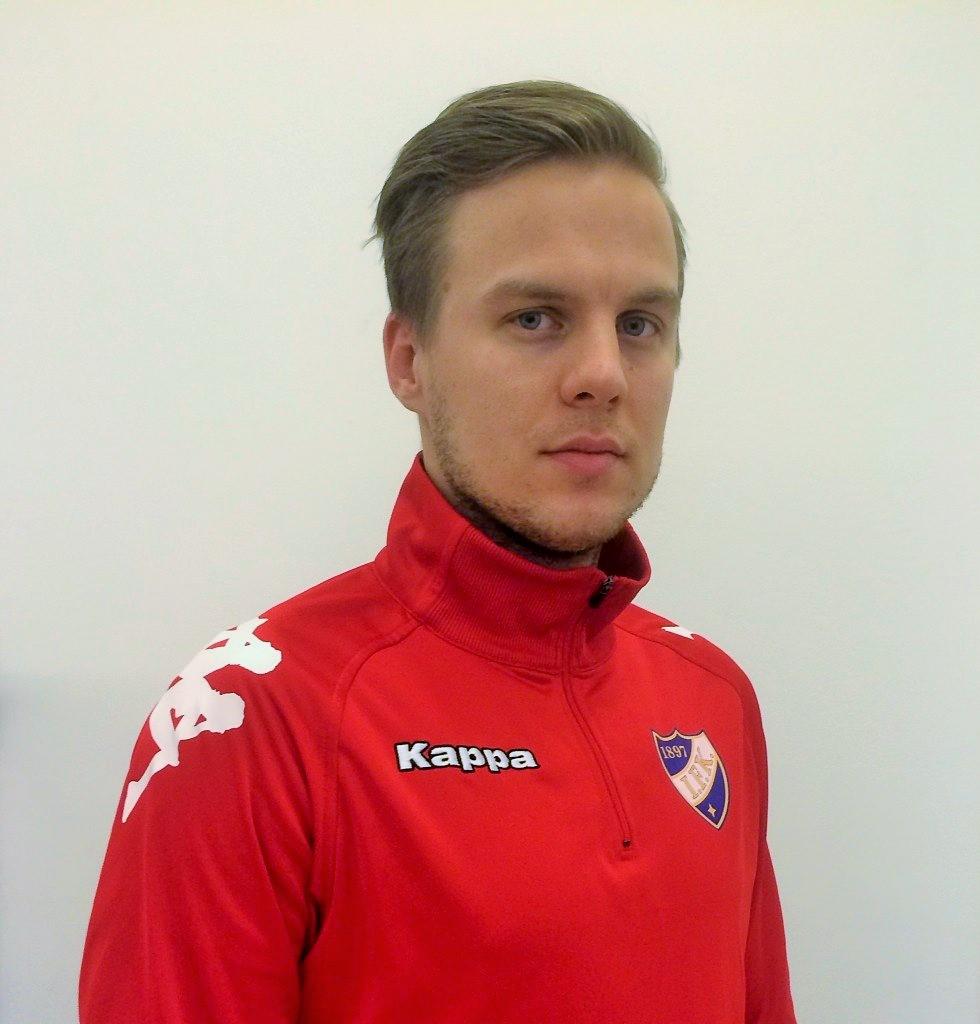 Jani Bäckman, HIFK.