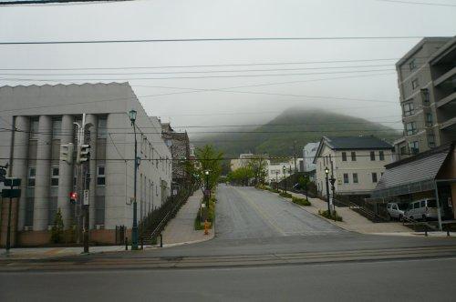 基坂道の坂